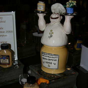 Worldwide Mustard Competition at the Napa Valley Mustard Festival